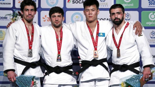 Вся надежда на Отгонцэгцэг? Итоги выступления казахстанских дзюдоистов на Гран-при в Алматы