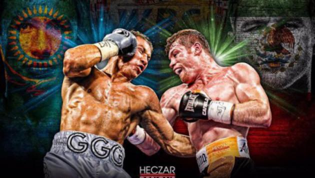 СМИ назвали распределение гонораров боя Головкин - Альварес