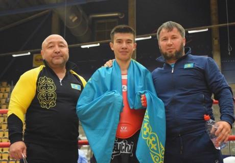 Фото предоставлено Федерацией муай-тай Казахстана