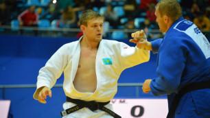 Сборная Казахстана по дзюдо назвала состав для участия в Олимпиаде