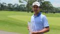 Казахстанский гольфист Даулет Тулеубаев стал победителем самого престижного юниорского турнира в США