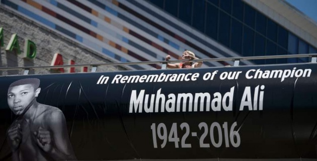 Мохаммеда Али похоронили в родном Луисвилле