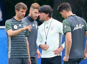 Сборная Германии назвала состав на матч Евро-2016 с Украиной
