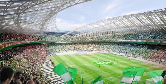 Стадион в Сент-Этьене эвакуирован перед матчем Португалии и Исландии