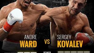 Победитель боя Ковалев - Уорд станет лучшим боксером P4P - Кэти Дува
