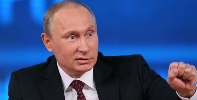 Как 200 наших фанатов отметелили несколько тысяч англичан? - Путин