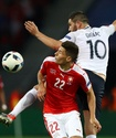 Сборная Швейцарии сыграла вничью с Францией и вышла в плей-офф Евро-2016
