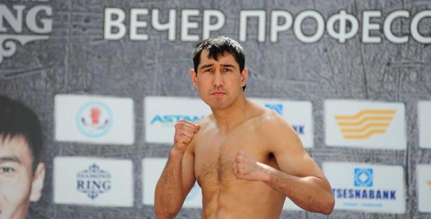 Казахстанский боксер Ербосынулы рассказал, как со сломанной челюстью победил грузина Гургулиани