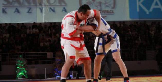 В Астане пройдет чемпионат мира по национальной борьбе