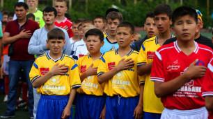 Юные футболисты из детских домов начали борьбу за встречу с Гризманном и Торресом