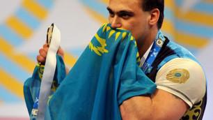 Придется ли казахстанским штангистам возвращать по 250 тысяч долларов за золото Лондона?