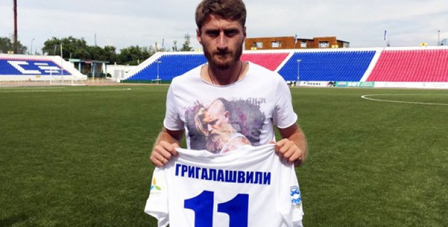 """Иртыш"" объявил о подписании Даутова и Григалашвили"
