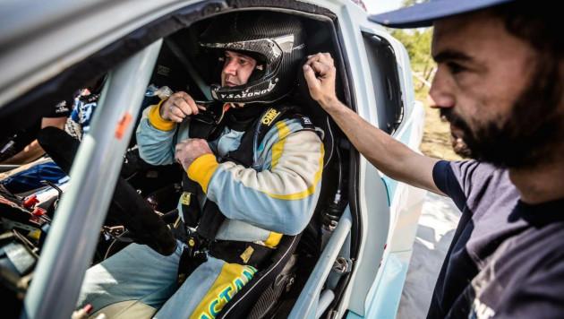 Казахстанский экипаж MobilEx Racing Team подал протест на результаты первого этапа гонки Italian Baha