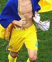 Украинские СМИ назвали Тимощука туристом и коллекционером одежды на Евро-2016