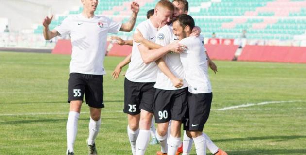 """""""Кайсар"""" благодаря голу с пенальти избежал первого поражения в сезоне"""