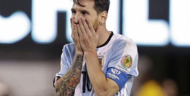 Лионель Месси объявил о завершении карьеры в сборной Аргентины