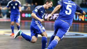 Сборная Казахстана должна выходить из группы чемпионата мира по футзалу. Ее сила в модели игры - Муканов