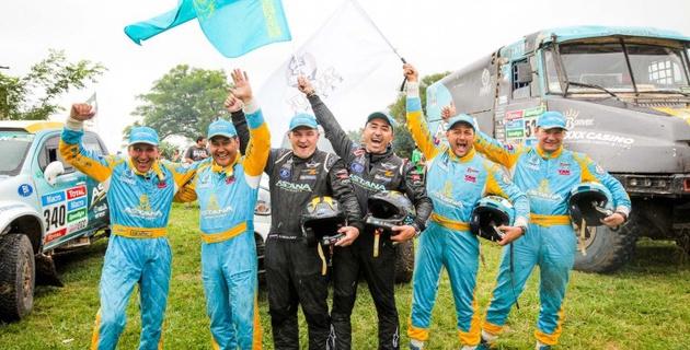 """Команда Astana Motorsports объявила состав на ралли """"Шелковый путь-2016"""""""