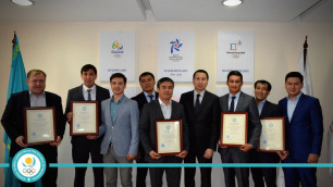 НОК провел сертификацию Федераций олимпийских видов спорта