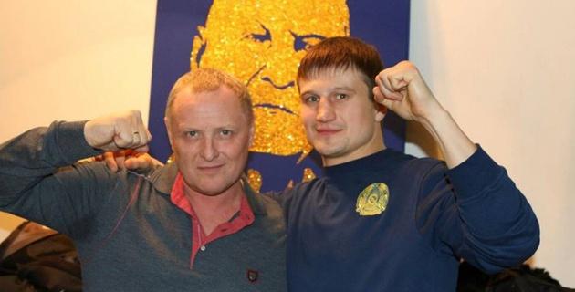 Я вернулся после травмы и отдыха, и готов биться за пояса - казахстанский боксер Журавский