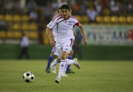 Самат Смаков. Фото с сайта readfootball.com