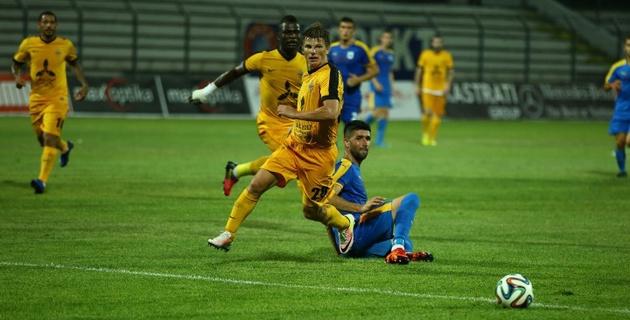 """""""Кайрат"""" после победы над """"Теутой"""" поднялся на 37 позиций в рейтинге клубов УЕФА"""