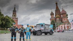 """Команда Astana Motorsports готова к старту марафона """"Шелковый путь"""""""