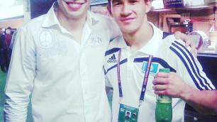 Казахстанец Рустам Сваев выиграл бой в Канаде