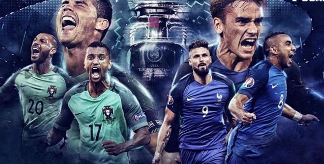 Франция и Португалия назвали стартовые составы на финал Евро-2016