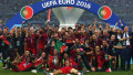 Роналду, Гризманн, Пайе и Рэмзи включены в символическую сборную Евро-2016
