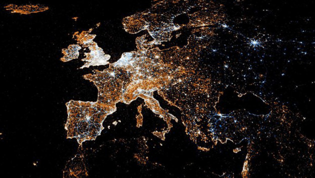 Астронавт фотографией из космоса поздравил Португалию с победой на Евро-2016