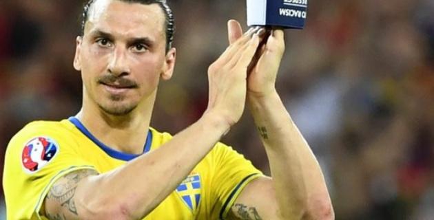 Ибрагимович, Левандовски и Погба попали в антисборную Евро-2016