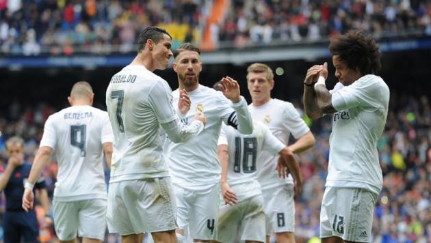 """""""Реал"""" уступил лидерство в рейтинге самых дорогих клубов мира"""