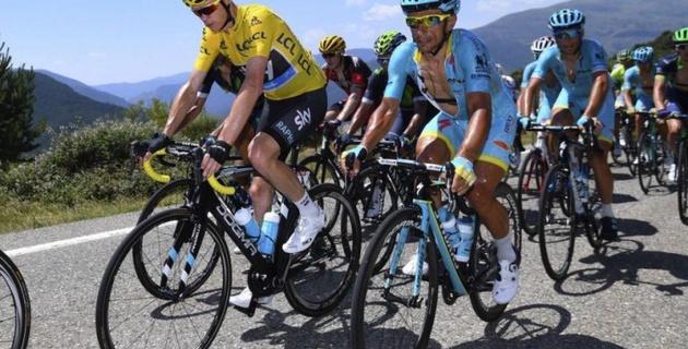"""11-й этап был одним из самых опасных на """"Тур де Франс"""" для генеральщиков - Тиралонго"""