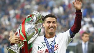 Криштиану Роналду отдал призовые за победу на Евро-2016 на благотворительность