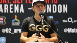 Головкин обошел Альвареса в рейтинге лучших боксеров мира вне зависимости от веса от WBN