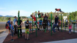 НОК РК построит спортивные площадки в Шымкенте