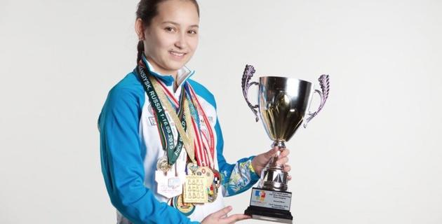 Жансая Абдумалик одержала победу на международном турнире в Варшаве