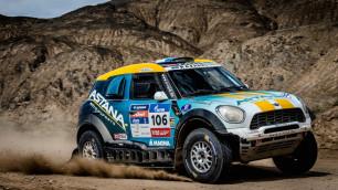 Astana Motorsports преодолела этап длиной 666 километров в полном составе