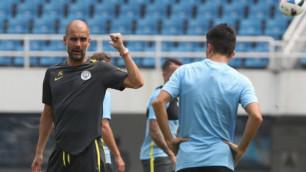 """Гвардиола запретил игрокам """"Сити"""" с лишним весом тренироваться в общей группе"""