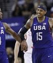 Сборная США по баскетболу разгромила команду Китая с разницей в 50 очков
