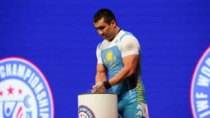 Федерация тяжелой атлетики сделала заявление по поводу положительной допинг-пробы у Утешова