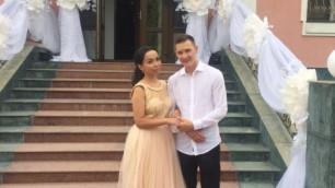 """Защитник """"Ордабасы"""" женился на дочери известного шымкентского бизнесмена"""