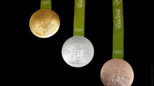Угадай количество медалей сборной Казахстана на Олимпиаде в Рио и выиграй 50 тысяч тенге