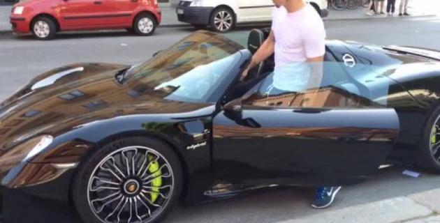 Ибрагимович перевезет из Парижа в Лондон свои автомобили стоимостью около двух миллионов евро