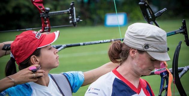 Казахстанская лучница Луиза Сайдиева стала 36-й в квалификации Олимпиады-2016