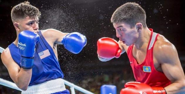 Берик Абдрахманов проиграл в первом же бою на Олимпиаде-2016