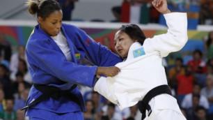 Галбадрах Отгонцэцэг победила венгерку и поборется за бронзовую медаль ОИ-2016