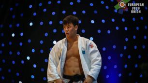 Букмекеры не верят в победу казахстанского дзюдоиста Дидара Хамзы на Олимпиаде в Рио