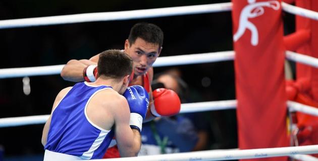 Жанибек Алимханулы уверенно вышел в 1/8 финала Олимпиады-2016